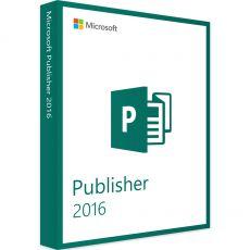 Publisher 2016, image